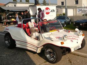 Der Buggy Club Schweiz.