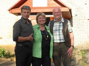 Alexander, D. Volkert, Udo Reitz