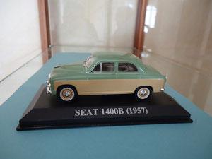 Seat 1400B  (1957)