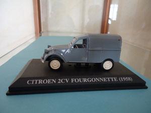 Citroen 2CV Fourgonnette (1958)