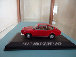 Seat 850 Coupe (1967)