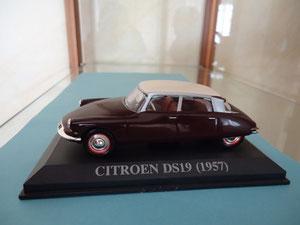 Citroen DS19  (1957)