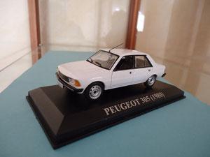 Peugeot 305 (1980)