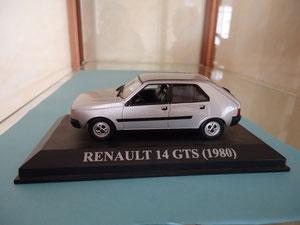 Renault 14 GTS  (1980)