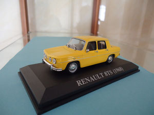 Renault 8TS  (1968)