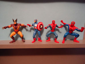 SUPERHEROES - MARVEL -