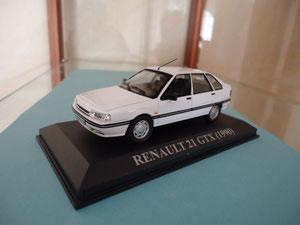 Renault 21 GTX  (1990)