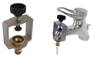 Wasserhahn Adapter FTW15 (Wasserhahn Aufsatz)