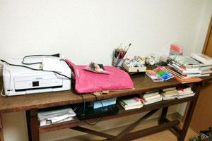 これがその作業テーブルですw
