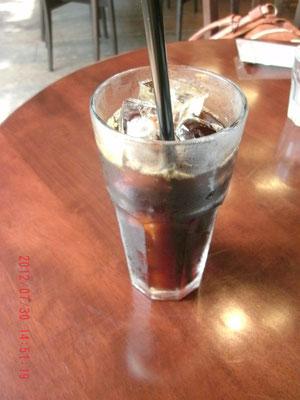 そしてアイスコーヒー、夏はこれねw
