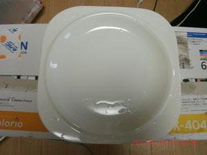 今日はアンティークSHOPでお皿を買いました
