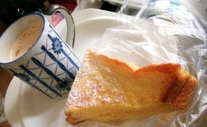 美味しいパン屋のフレンチトースト♥