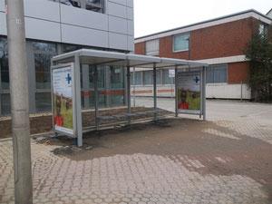 buswartehalle düren