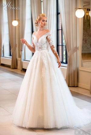 Jour de Fête Mariage Rodez collection robe de mariée MS MODA