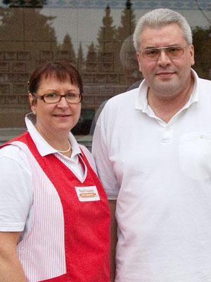 Angelika und Andree Buschmann, 2010