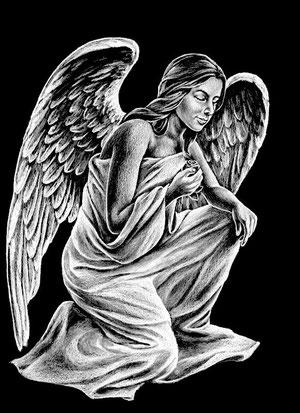Ангел скорбящий