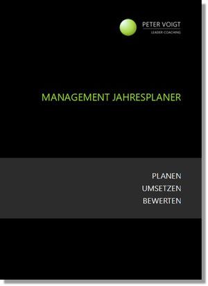 Peter Voigt Management Jahresplaner