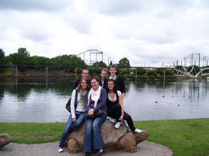 HeidePark mit Freunden