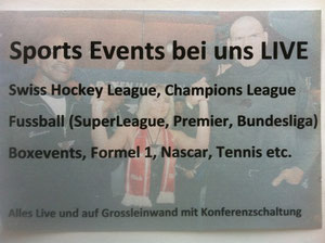 Alles Live Swiss Hockey Champions League KONFERENZ !!!
