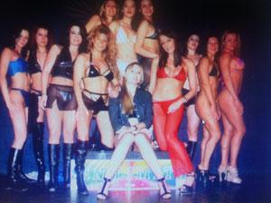 Stripperin für Polterabend Stripshow