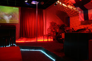 Lounge Bühne