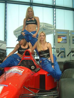 Formel 1 Girls (Marina, Linda)