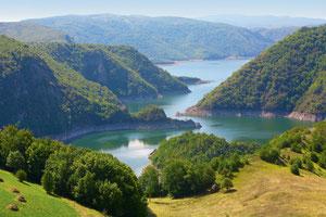 Serbiens Donau