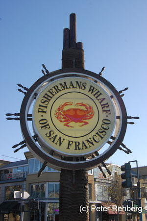 San Francisco: Fishermans Wharf