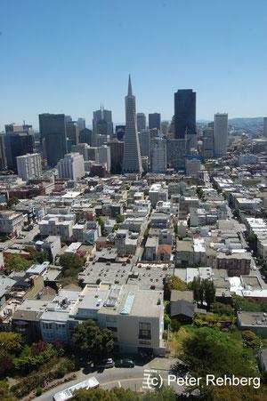 San Francisco: Im Überlblick