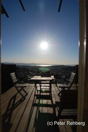 San Francisco: Guten morgen