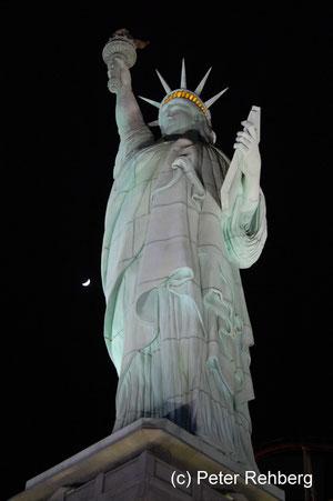 Las Vegas: New York, New York, man glaubt es kaum