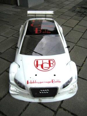 Audi A4 DTM Werbekarosse