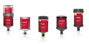 perma single point lubricators