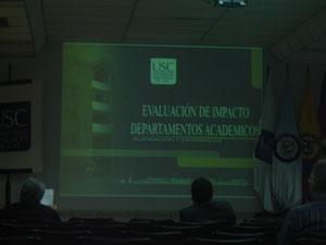 Panel de Departamentalización USC