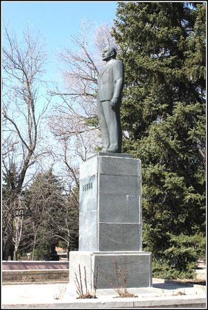 В.И.Ленин (Ульянов) среди тацинцев. фото Александра Тихонова