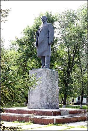 В.И.Ленин. фото Александра Тихонова