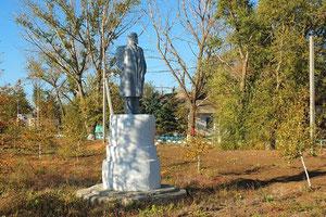 Памятник Ленину в центре