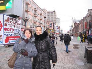 Екатеринбург 2011. Экскурсия после олимпиады.