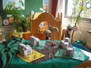 Unser biblisches Dorf