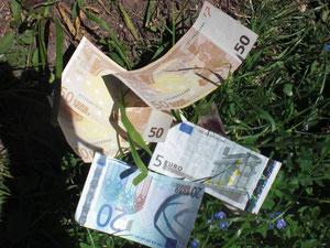 Ist Geld das Wichtigste?