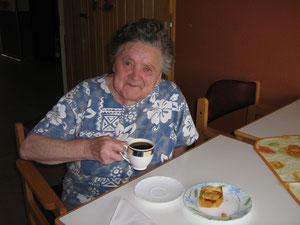 im Caritas Altenheim Spalt wird immer fair gehandelter Kaffe angeboten.