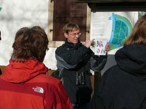 Exkursion: Beobachtung von seltenen heimischen Spechten im NSG Ketscher Rheinaue