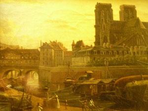 pour savoir quel pont : aller au Musée Carnavalet