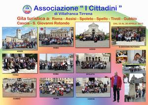 Gita turistica a Roma e San Giovanni Rotondo