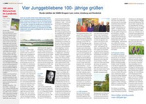NABU Niedersachsen Journal Nr. 4.11  vom Okt. 2011