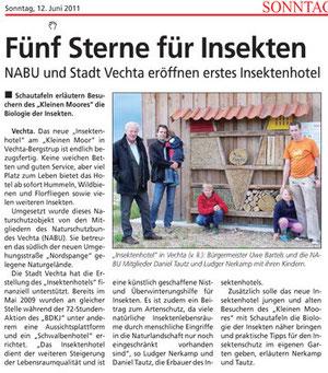 Sonntagsblatt vom 12.06.2011