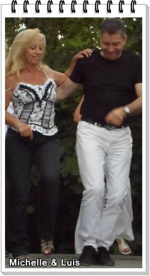 Michelle & Luis