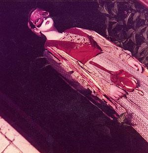 DAMA RINASCIMENTALE AL CARNEVALE DI VENEZIA - RENAISSANCE LADY AT THE CARNIVAL OF VENICE
