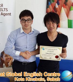マレーシア留学『GEC』