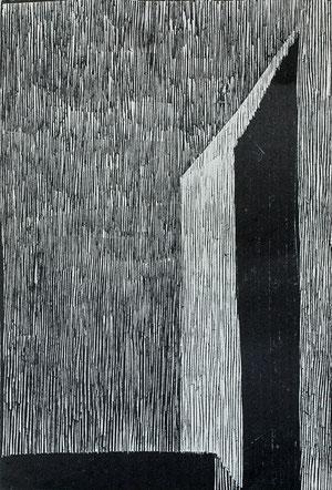 ZEICHEN  2013  29,5 x 20 cm